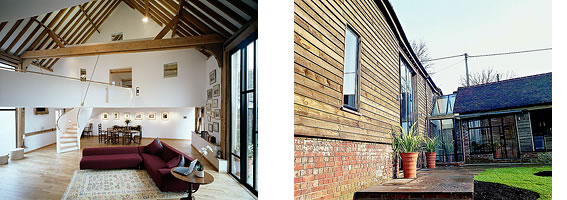 Elspeth Beard Architects - The Threshing Barn