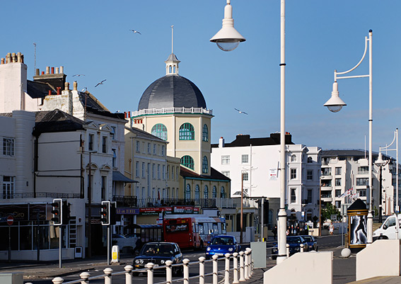 Elspeth Beard Architects - The Worthing Dome